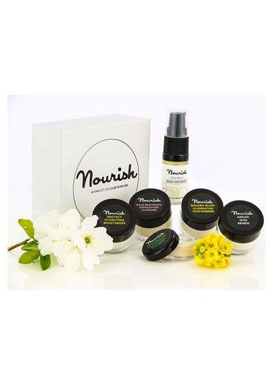 Nourish Advanced Cellular Skincare Box Set