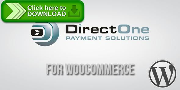 [ThemeForest]Free nulled download DirectOne Gateway for WooCommerce from http://zippyfile.download/f.php?id=41880 Tags: ecommerce, australia, australian, business, credit card payment, directone, e-commerce, e-payment, online payment, payment, processing, safepay, secure, secure server, security