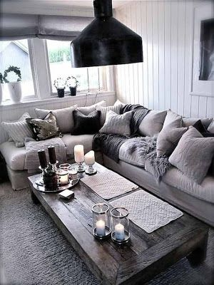 Grey Living Room Decor Extraordinary Best 25 Gray Living Rooms Ideas On Pinterest  Gray Couch Decor . Review