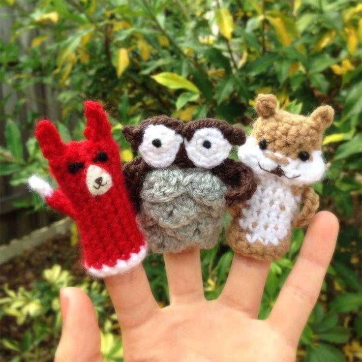 56 besten Fingerpuppen Bilder auf Pinterest   Handpuppen ...