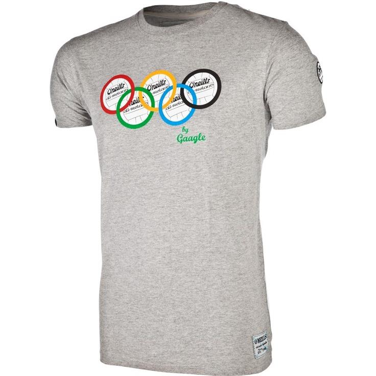 The O'Neills take on the Olympics.