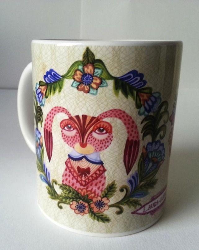 Rabbit Mug £11.25