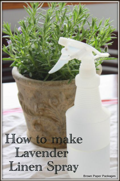 Make your own lavender linen spray tutorial.  AND 45 BEST FRENCH Spring Party, Crafts & Decor Tutorials EVER with their LINKS!!! GIFT, PARTY, EVENT, SPRING, WEDDING DECOR. Blog & Photos from MrsPollyRogers.com