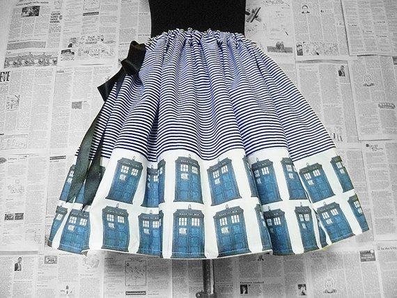 Costume de Dr Who Dr Womens qui Costume robe Geek par RoobyLane, £35.00