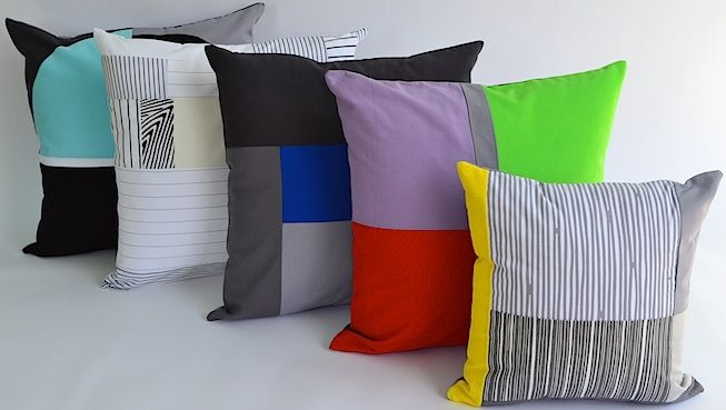 a gang of pillows by JaffWorks