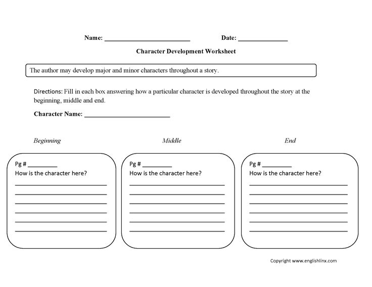 Best Th Grade English Worksheets Images On