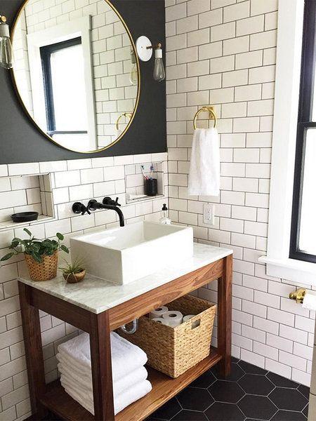 Las 25 mejores ideas sobre espejos redondos en pinterest for Espejos redondos pequenos