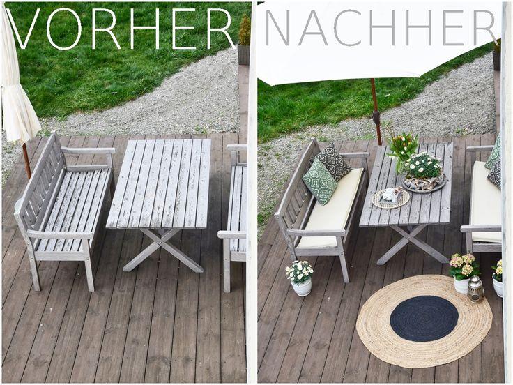 76 Best Terrasse   Ideen, Deko, Gestaltung Images On Pinterest   Terrassen  Sichtschutz Deko
