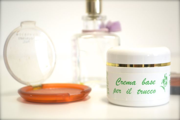 Crema base per il trucco Antos Cosmesi