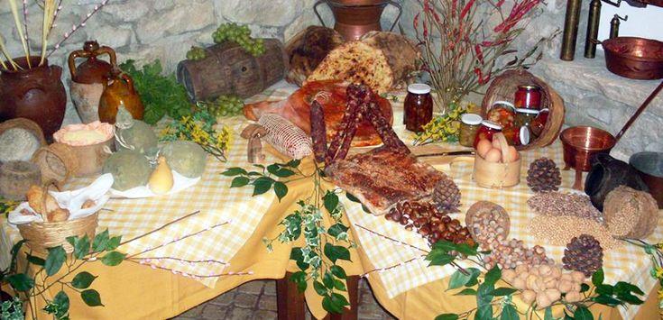 Agriturismo La Curea a Roccamandolfi - Ci siete stati? Commentate qui;) -> http://goo.gl/7ATLic #Isernia #Molise #mangiareinmolise