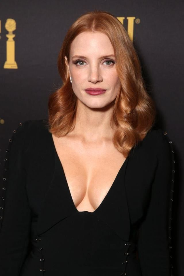 Pin On Jessica Chastain Hot Style