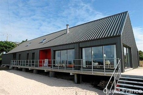 Hangar hangar en 2019 pinterest maison d co maison et plan maison - Hangar maison ...