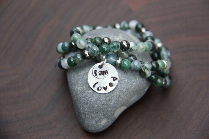 Bhakti Triple-Stack Bracelet, by TangerineDreamsShop on Etsy https://www.etsy.com/listing/239783032/bhakti-triple-stack-bracelet