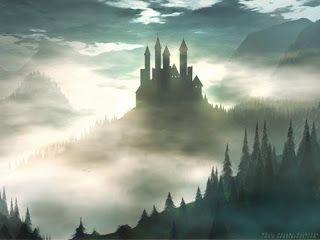 imágenes de Pegaso, unicornios y paisajes de fantasía