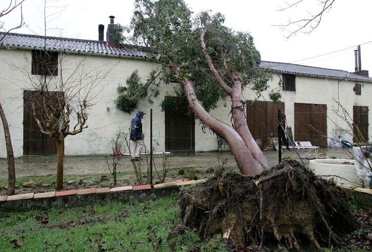 Entre le 23 et le 25 janvier 2009, une tempête d'une rare violence a frappé la France, l'Italie et l'Espagne avec des vents violents, mais aussi pas mal de dégâts! Retour en image…