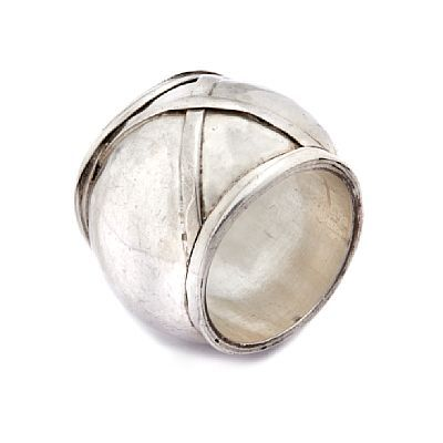 "Toril Bjorg - Ring - ""Elefantring"" - Silver"