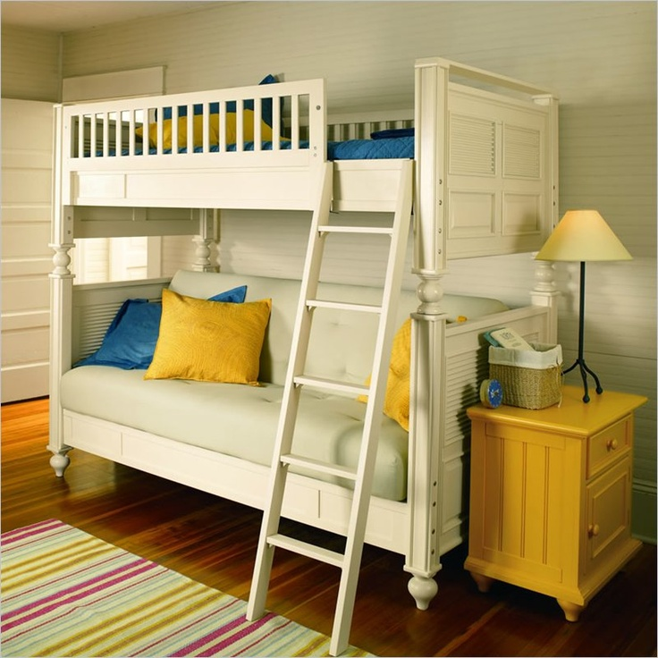 I Really Like That They Made The Bottom Bunk Into More Of