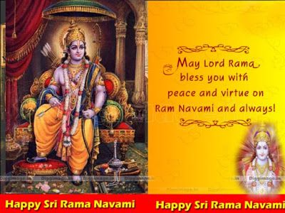 Happy Ram Navami! ~Why, When and How is it celebrated? http://bit.ly/1Yxmc0T #IndianFestivals #RamNavami #AboutRamNavami #HinduFestival #RamNavamiWishes