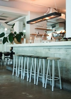 WIlde Zwijnen, restaurant,   adres javaplein 23 hs  1095 CJ amsterdam