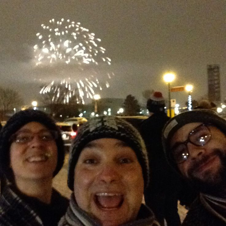 Episode #205: Happy New Year! Join me and my friends as we ring out 2016 in Montreal, Canada, over Facebook Live while chatting about speech goals and stuttering tips. Then we take you along for our walk towards the waterfront to watch the fireworks as we ring in 2017.