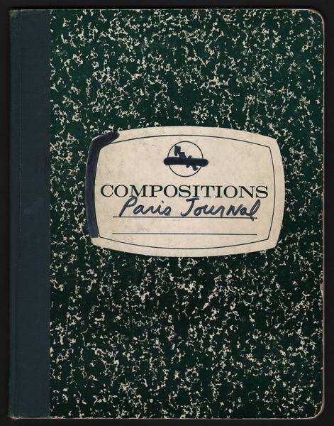 Jim Morison, Paris Journal, written shortly before his death in July 1971