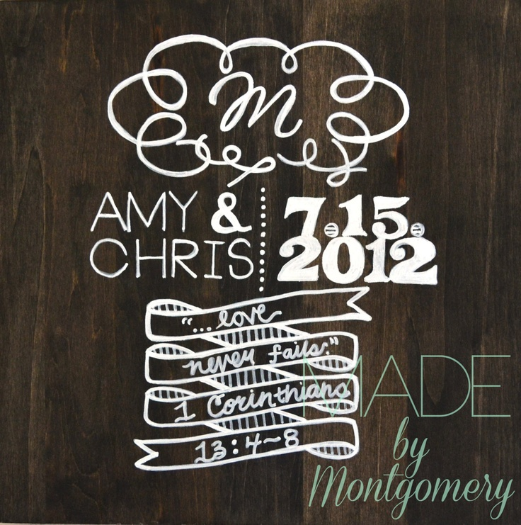 Calligraphy wedding wishes pinterest signs