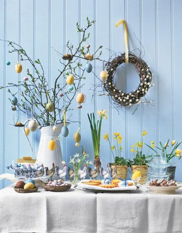 Easter Entertaining from Country Living