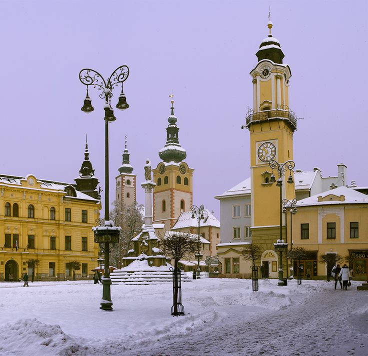 Veže, autor: Vladimír Budinský