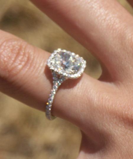 手机壳定制asic gel kayano  womens Elongated cushion cut stone thin halo thin diamond band with tiny split