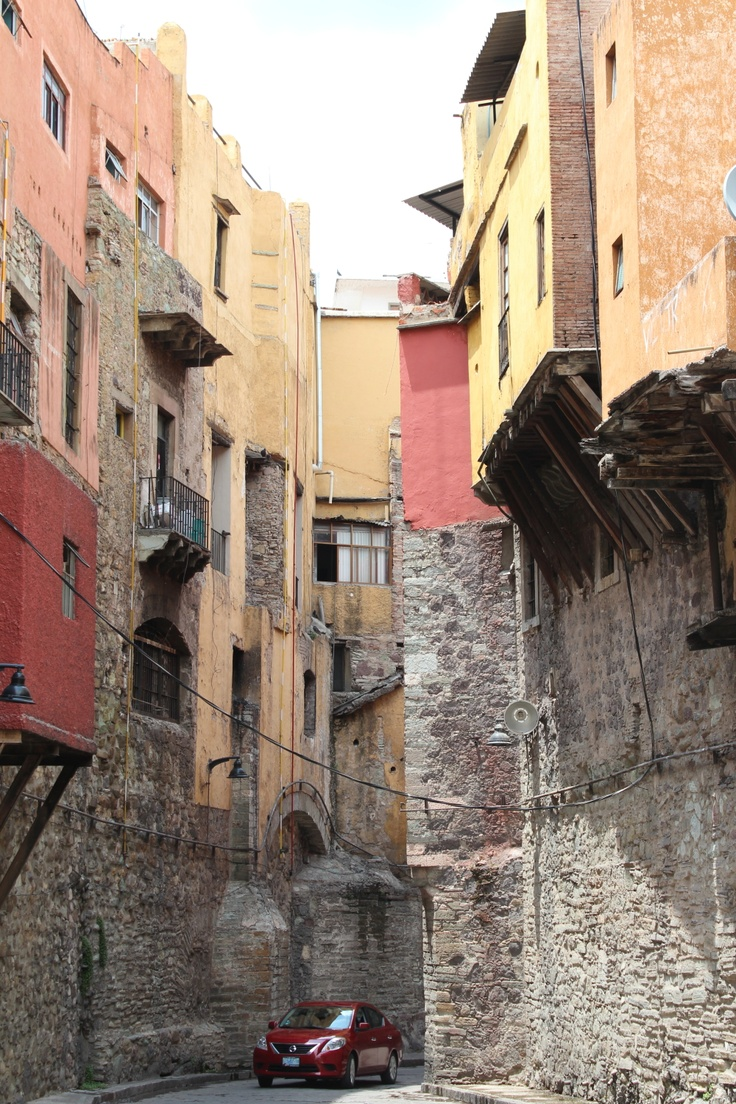 Postcards from Mexico - Hecktic Travels |Guanajuato Historical Places
