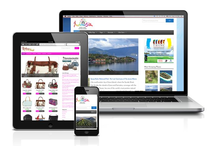 awesome WP7in1 Theme - For 7 Different Types of Website