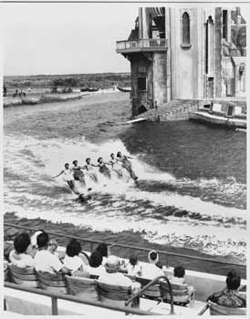 Image result for 1939 - The first U.S. water-ski tournament was held at Jones Beach, on Long Island, New York.