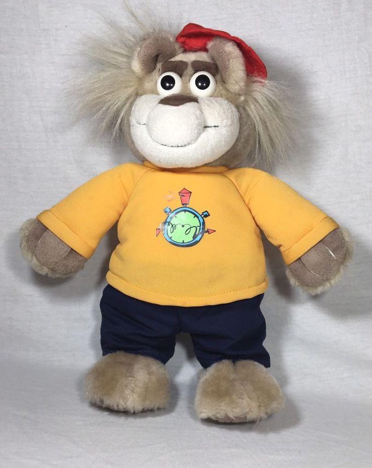 Eye Poppin' Bubba Interactive Stuffed Plush Wise Crackin' Bear 1999 Fun  | eBay