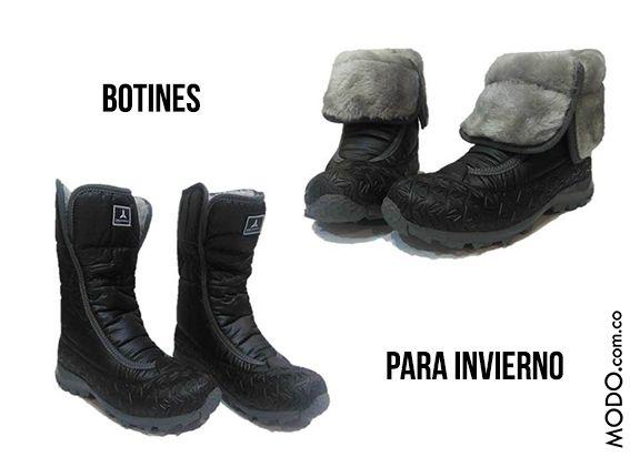 Botines para invierno y nieve :: $210.000  Te esperamos en Bogotá en el CC Hacienda Santa Bárbara D302 (Diagonal al Cine)  #ModoNewYorK #winterboots #botasdeinvierno #botasparanieve #botasimpermeables #botasconpeluche #botas #boots #botines #botasimportadas #Bogotá