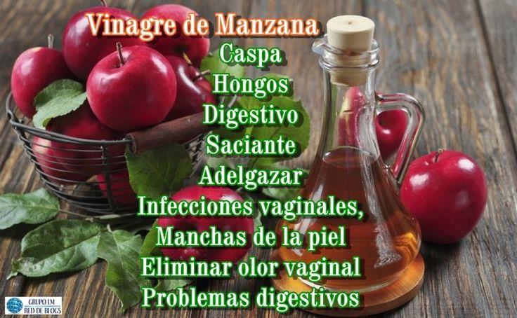 Adelgaza con la infusión del vinagre de manzana   Cuidar de tu belleza es facilisimo.com