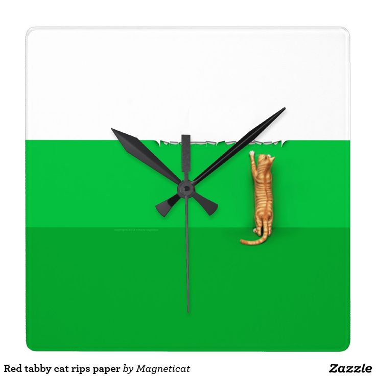 Your Custom Square Wall Clock