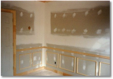 Install a Traditional Chair Rail and Wainscot - You Can Do It! - remodelingguy.net