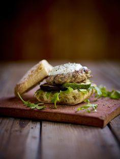 Lamsburgers 'mamma mia' || Hamburgers d'agneau 'mamma mia' #kokenmetlam #agneausibon