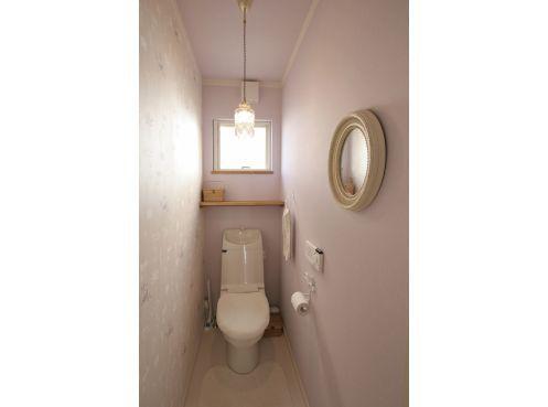「ミニシャンデリア トイレ」の画像検索結果