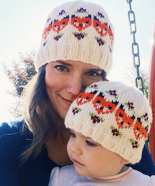 Fox & Fleur Beanie in 6 sizes! Take 30% off through Saturday with coupon code: HAPPYFALL