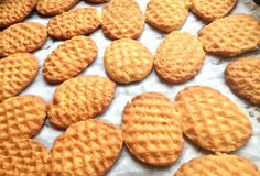 Domácí máslové sušenky