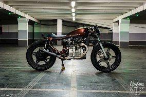 Honda Cx500 Cafe Racer - Kku