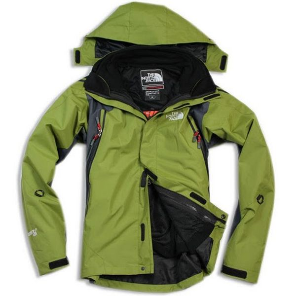 The North Face Men's Realization Olive Drab Jacket