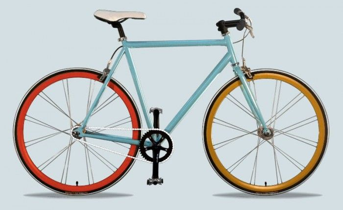 If you live in USA or Canada you can on the republic Bikes website design your own single speed or fixed gear bike.