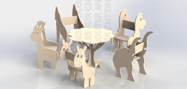 de 25 bedste id er til cnc router p pinterest cnc. Black Bedroom Furniture Sets. Home Design Ideas