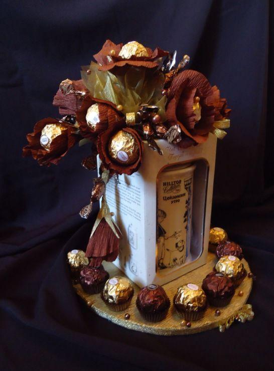 Gallery.ru / Фото #15 - Букеты из конфет. - IrikSerd