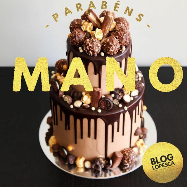 Parabéns Mano