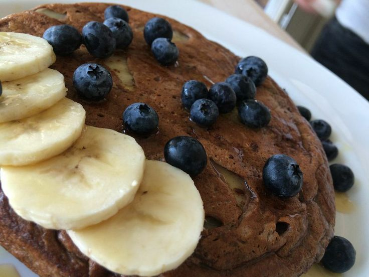 Food To Be Fit: Not-Your-Basic Protein Pan-Cake