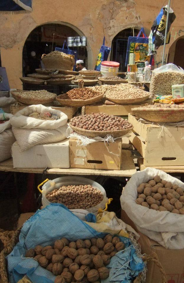 Street market Ghardaia, Algeria http://www.travelbrochures.org/204/africa/tour-the-ultimate-algeria