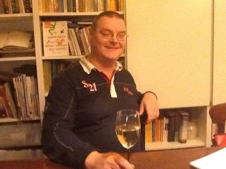 Nazit met Yvonne Hagenaars op donderdag 28 november 2013 Eerste stappen gezet voor de Stemwijzer Rijswijk #GR2014 vanuit het Campagneteam